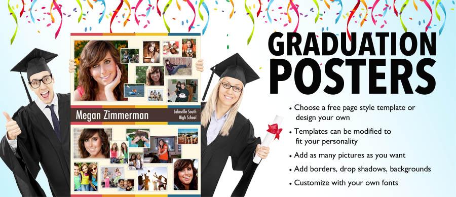 Focus in Pix Graduation Posters