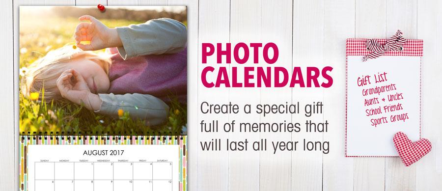 Calendar Slider 1