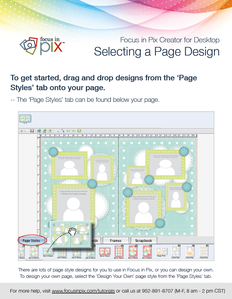 Scrapbook Pages Guide