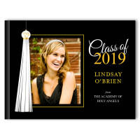 Tassel - Graduation Photo Memory Book