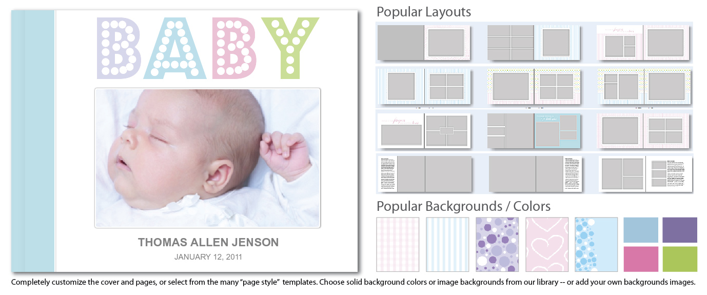 Baby book template | texas vet.