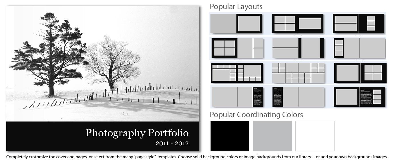Focus in Pix Classic Black Photo Book