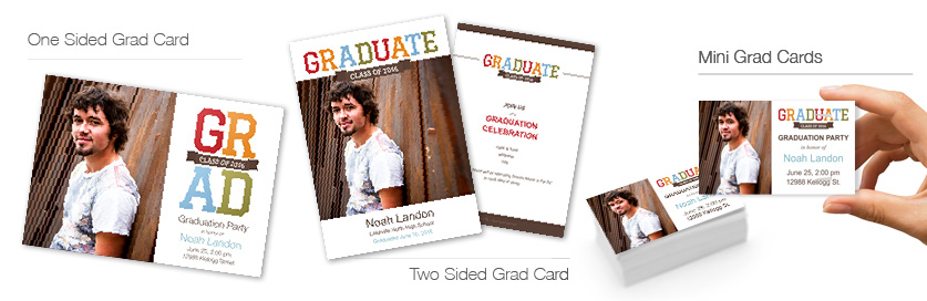 Focus in Pix Graduation Invitations and Announcements