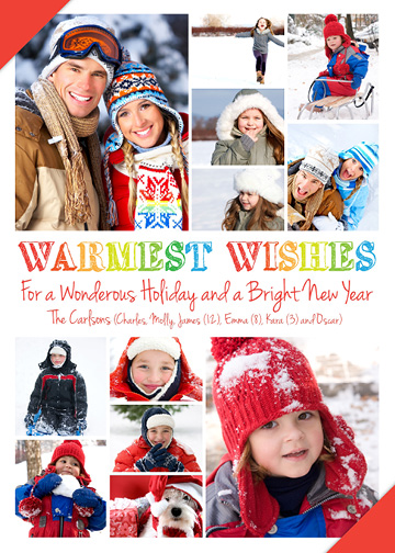 Warmest Wishes (5x7)