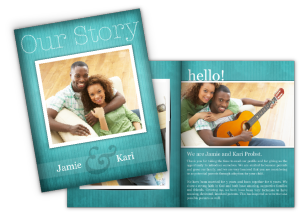 Focus in Pix Adoption Profile Book