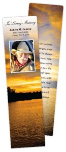Focus in Pix Custom Photo Bookmark