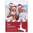 Be Merry Reindeer (5x7)