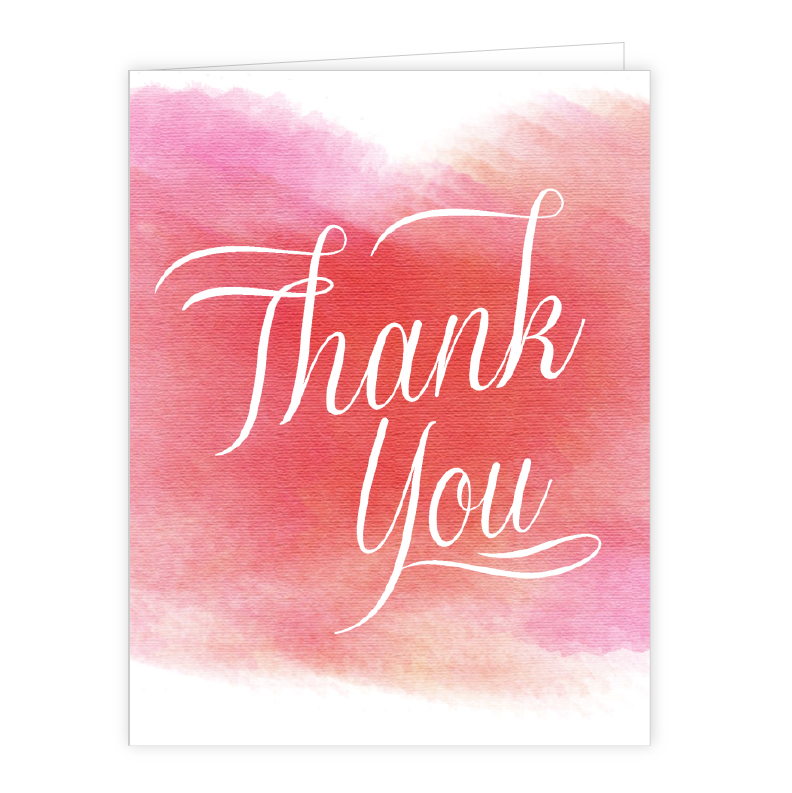 Note Cards and Thank You Cards