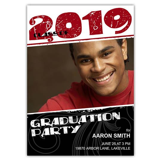Mod de Flis- Focus in Pix Graduation Card