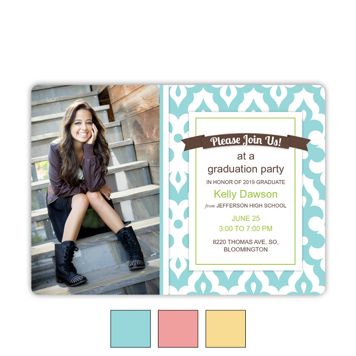 Frienzy - Focus in Pix Graduation Card