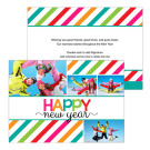 Cheery New Year 7x5 2-Sided