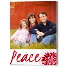 Peace Flower 5x7 Folded