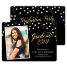 Celebration Spheres- Focus in Pix Graduation Card