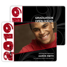 Mod de Flis- Focus in Pix Graduation Card