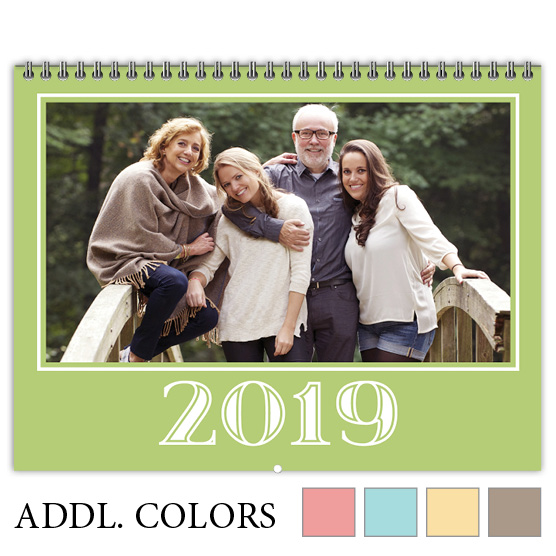 Focus in Pix 'Nouveau Solids' calendar