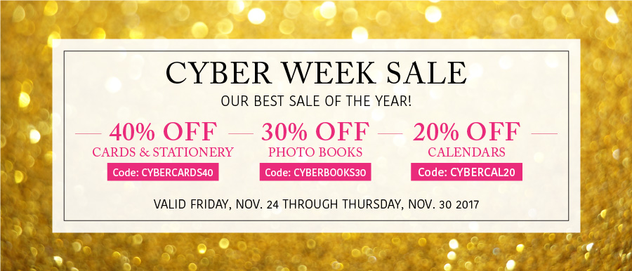 2017 Cyber Week Cyber Monday Black Friday