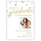 Bubbly Script - Graduation Invite and Announcement