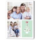 Partridge Tree Holiday Christmas Card