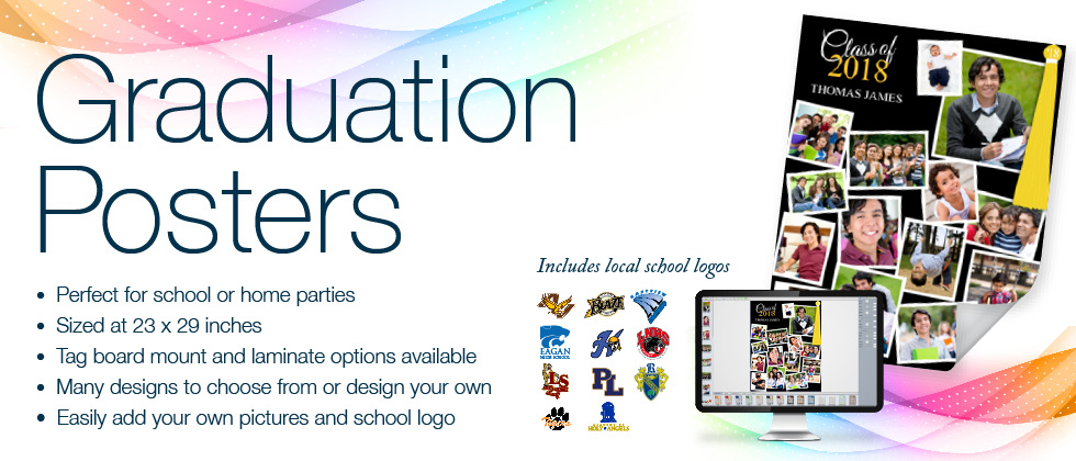 Create a Graduation Poster using Focus in Pix Free Software