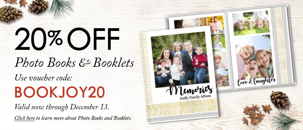 Focus in Pix 2018 Promo  |  20% Off Books & Booklets