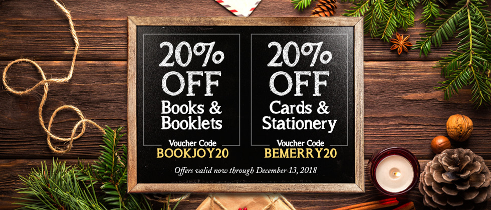 Focus in Pix 2018 Promo | 20% Off Books and Booklets  |  20% Off Cards