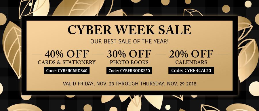 2018 Cyber Week Cyber Monday Black Friday