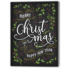 'Joyful Holiday' Holiday Christmas Card