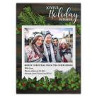 Joyful Holiday Holiday Christmas Card